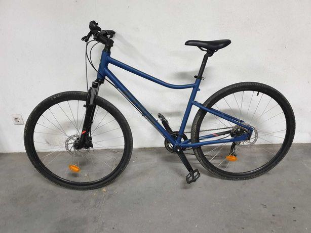 Bicicleta de Trekking Riverside 500