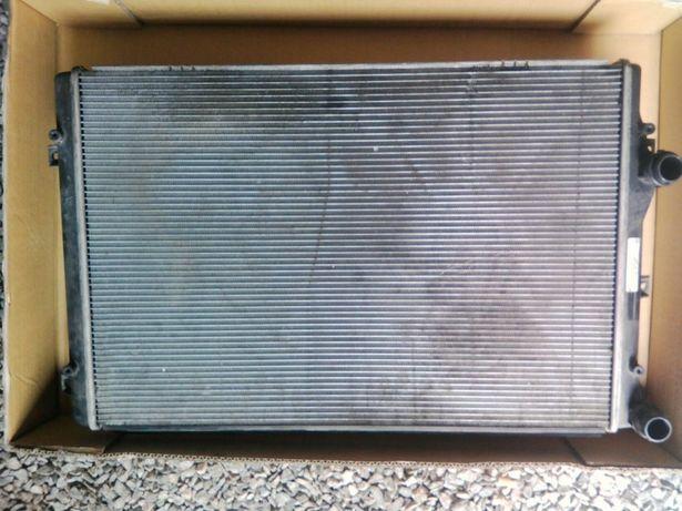 Радиатор охлаждения vw passat 1.8tsi b6 b7 cc