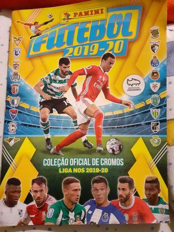 Coleção Cromos Futebol 2019-20