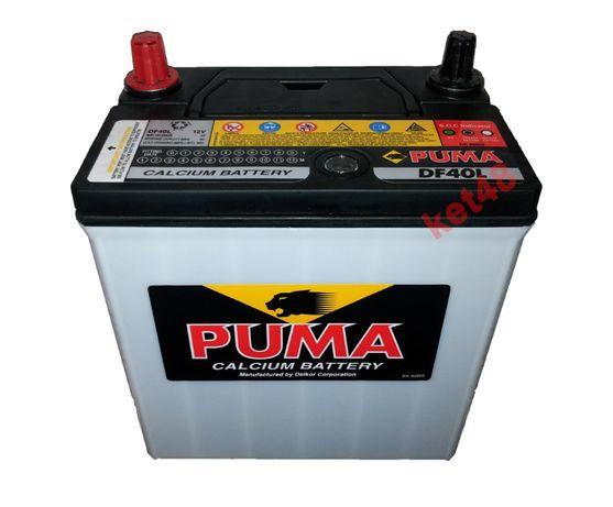 Akumulator Delkor GM 40Ah HONDA JAZZ CITY Civic UFO Insight 35Ah 38Ah