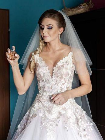 Suknia ślubna Princessa Agora rozm. 36-38