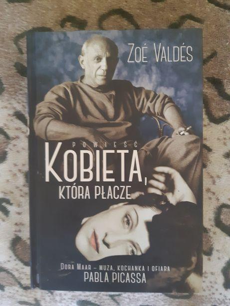 Kobieta która płacze - Zoe Valdes