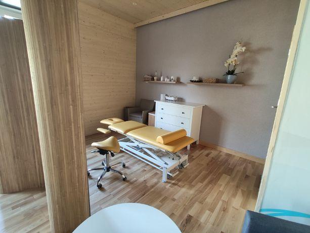 Wynajem gabinetu masażu, fizjoterapii