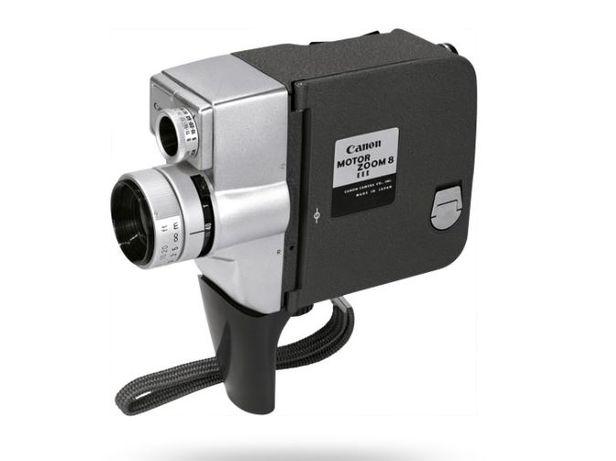 Câmera de filmar 8mm Canon (vintage)