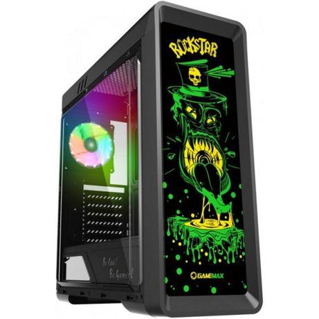 Компьютер игровой   AMD 8ядер + видеокарта 3гб