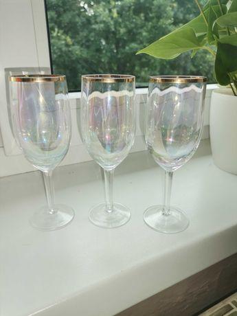 Lampki do wina PRL 9 sztuk