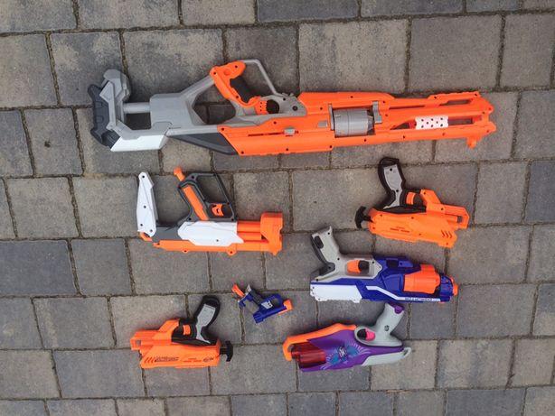 Nerf, pistolety zabawki