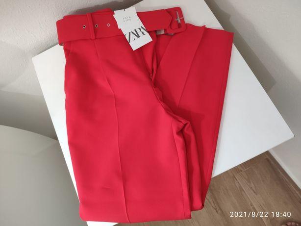 Calça clássica Zara 32 novas