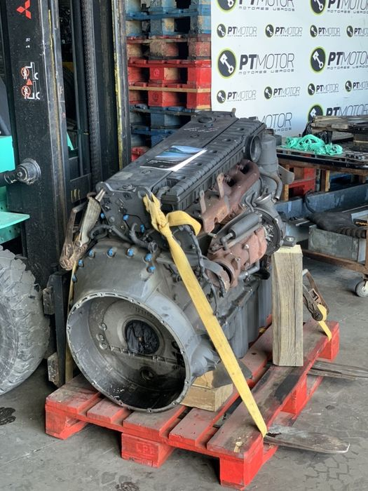 Motor Motores camiao Mercedes actros atego axor arocs Vila Nova da Telha - imagem 1