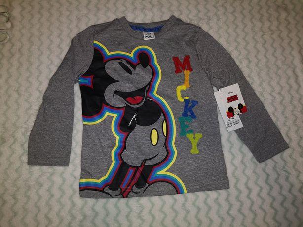 Bluzeczka F&F r. 104 Mickey