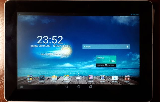 "10"" планшет ASUS MeMO Pad FHD ME302C (K00A)"