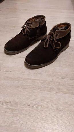 Мужские, зимние ботинки