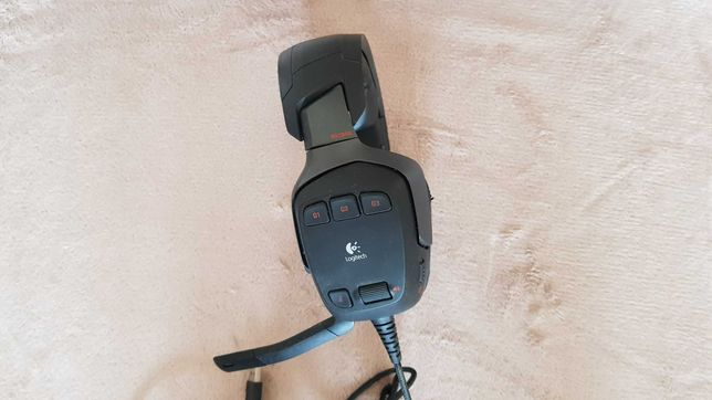 Sluchawki Logitech g35
