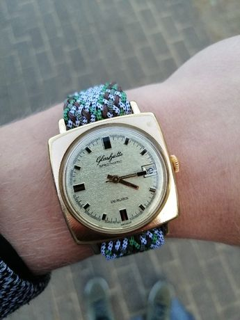 Zegarek Glashutte automatic vintage