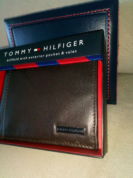 Portfel Tommy Hilfiger oryginal