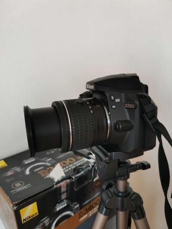 Lustrzanka Nikon d3400