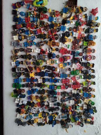 Лего фигурки конструктор майнкрафт человечки