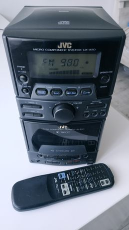 JVC UX-A50 Made in Japan