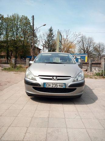 Peugeot307 в хорошем состоянии