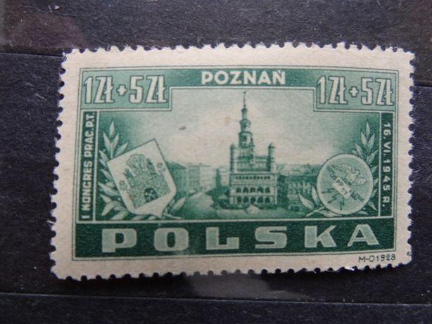 Znaczki Polska Fi 371 **