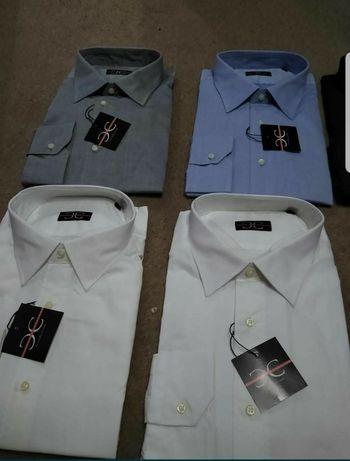 Nowe koszule 100% Bawełna