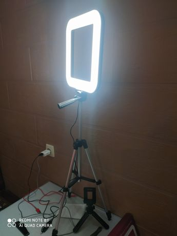 Квадратная светодиодная лампа