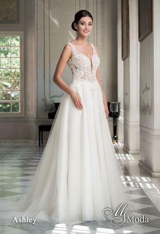 Suknia ślubna Queen Anna Style 38