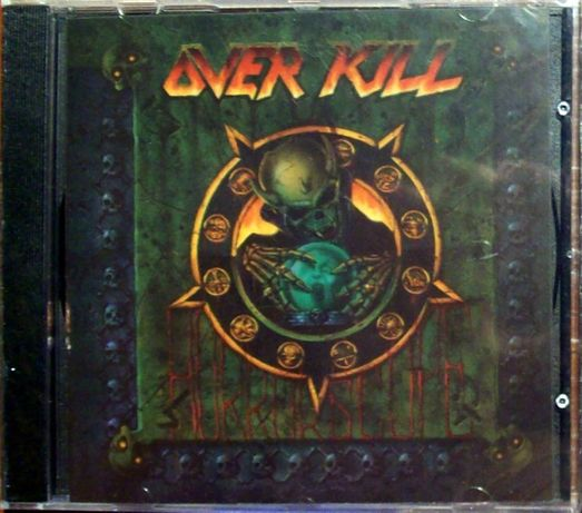 Продам CD: OVERKILL - Horrorscope (1991)