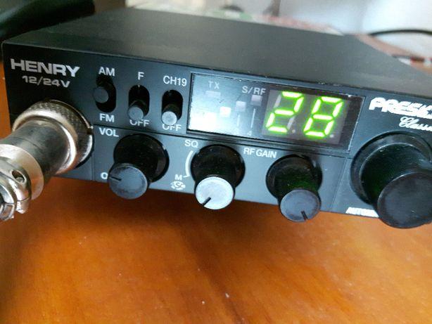 CB Radio henry classic