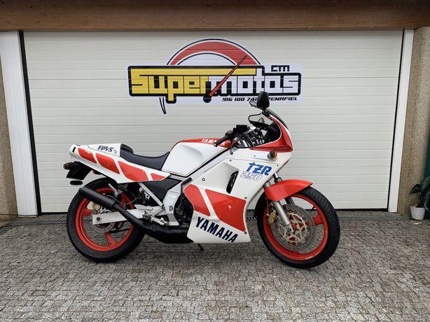 Yamaha tzr 250 2ma troco
