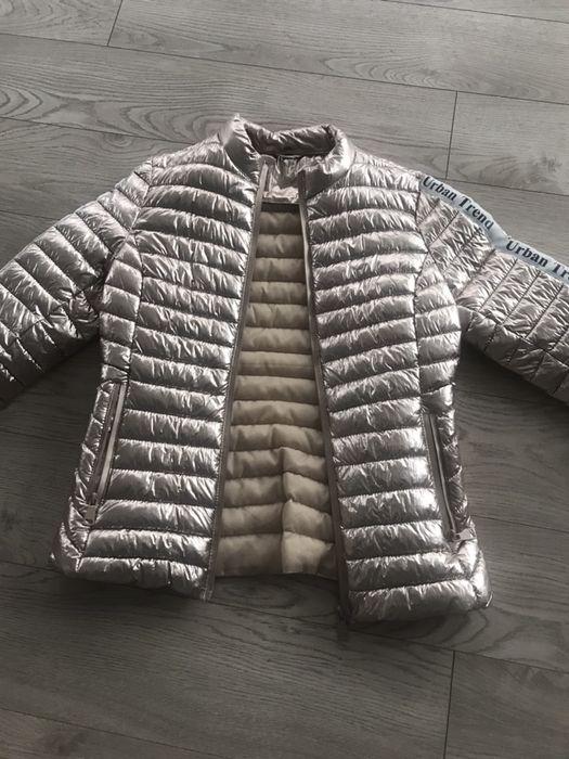 Nowa kurtka złota rozmiar L Wieliczka - image 1