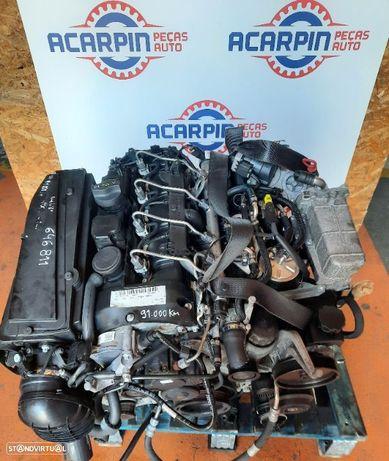 Motor Mercedes W204 C200/C220 2.1 Cdi 170cv Ref: 646811