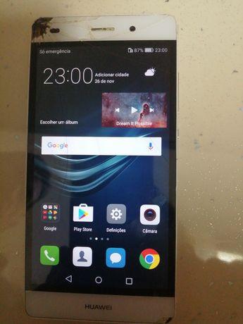 Telemovel Huawei p8 lite