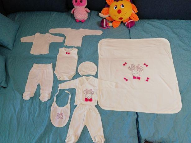 Одежда для новорожденных, одеяло, ползунки, распашонки