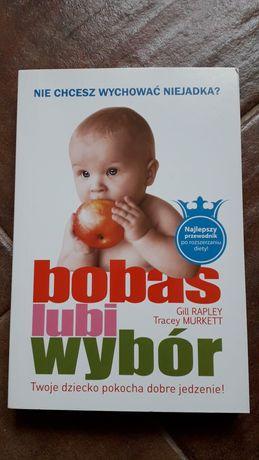 Książka Bobas lubi wybór NOWA