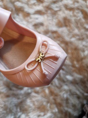 Zaxy buciki balerinki gumowe rozmiar 19/20 stan idealny
