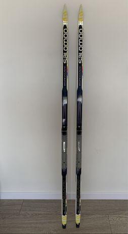 Biegówki Salomon Equipe 8 Classic. Narty Biegowe 180cm