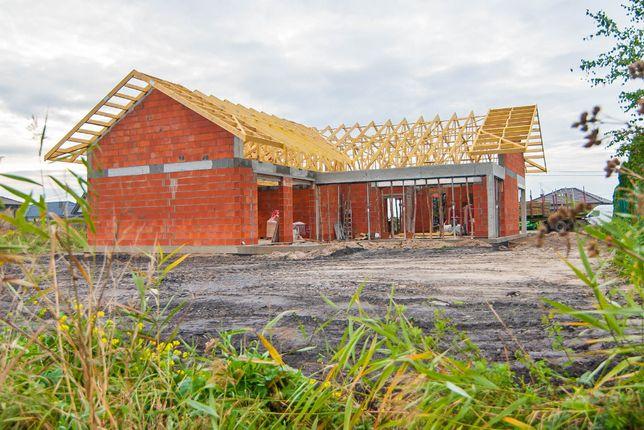 Słupca - wiązary i więźby dachowe z fabryki – montaż nawet za 4 tyg.