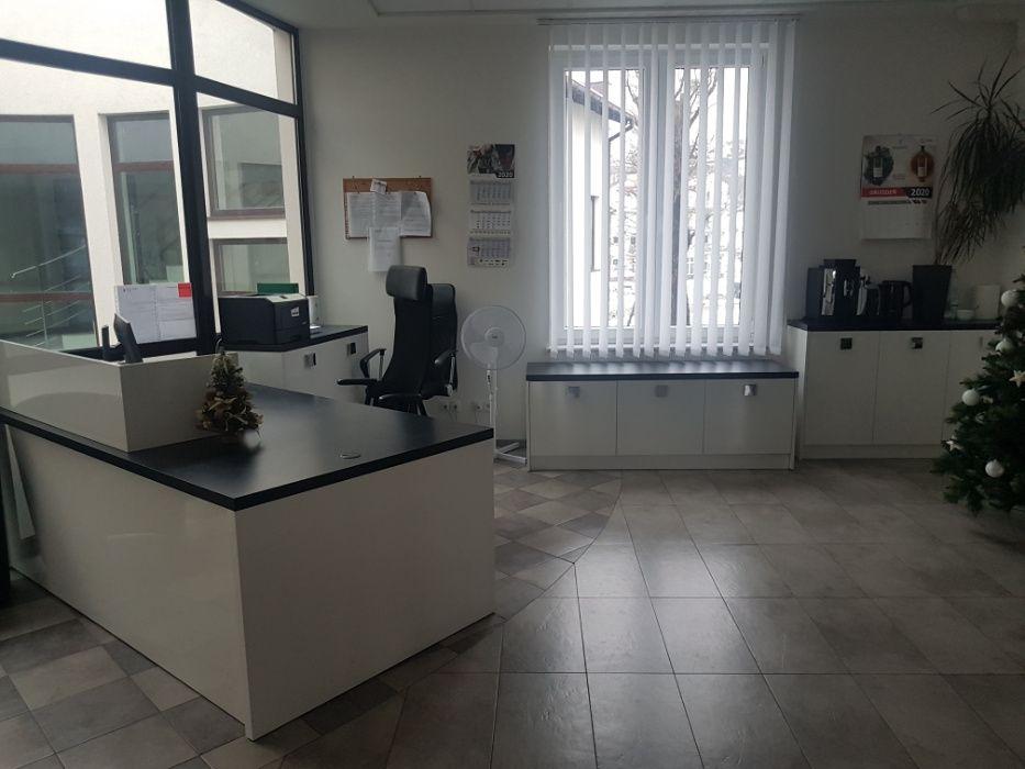 Meble do recepcji, sekretariatu lub biura Gdańsk - image 1