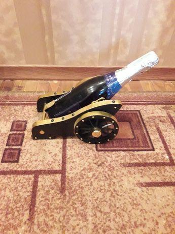 """Продам подставку под шампанское """"Пушка"""""""