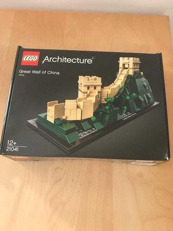 Lego Architecture Muralha da China/Great Wall of China 21041