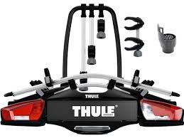 Thule 926 z adapterem - platforma na 4 rowery - DO WYPOŻYCZENIA
