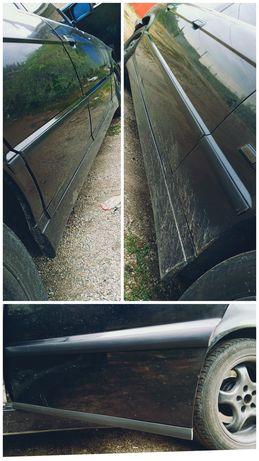 Молдинг BMW e34 / Средний , нижний / Листва