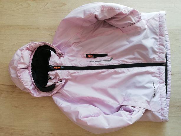 Sprzedam kurtkę dla dziewczynki rozmiar 104-110