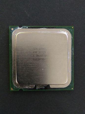 Intel® Pentium® 4 Processor 640 supporting HT Technology 2M Cache, 3.2