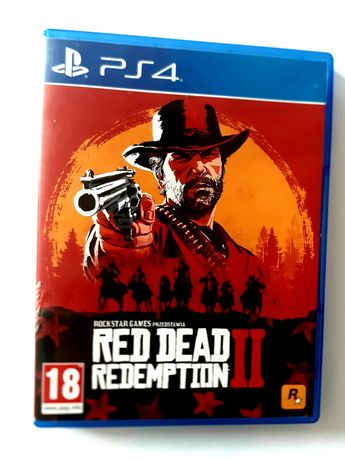 Red Death Redemption 2 PS4