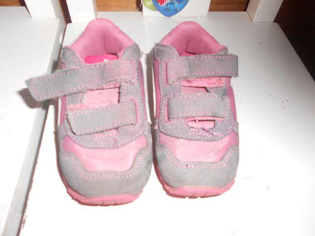 Adidasy Pumy różowe w rozm. 21