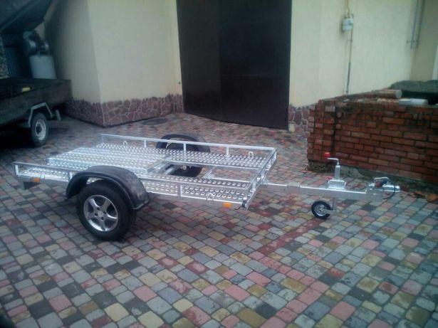 Продам прицеп, причеп для квадроцикла, мотоциклів.