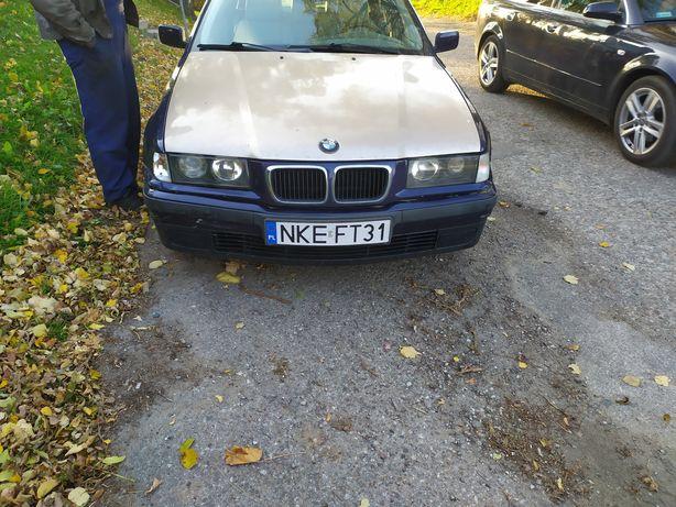 BMW E36 1.8 drift gruz wojownik