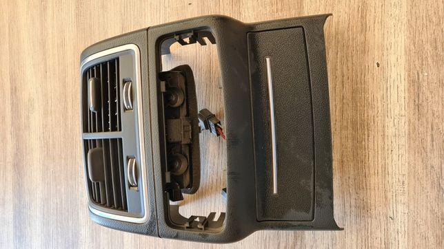 Popielniczka panel nawiewu kratka Audi A6C7